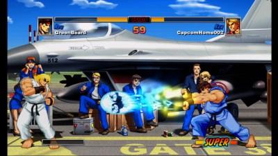 Image du jeu Street Fighter II Turbo HD Remix