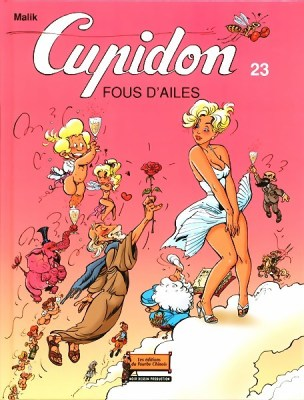 Malik, papa de Cupidon, dans l'Herbe Folk