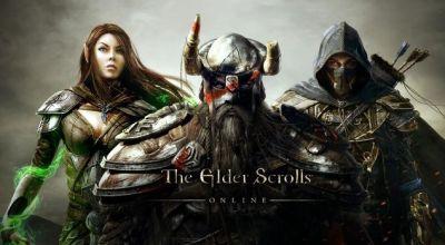 The Elder Scrolls Online Logo du jeu