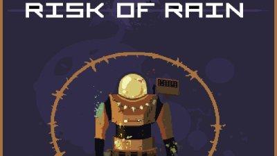 risk of rain logo du jeu