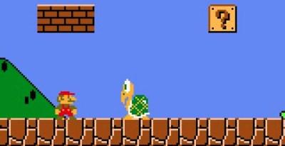 Mario Image du jeu sur NES