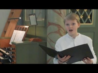 Tutti Crescendo : Spéciale  AKSEL, soprano de 12 ans, une pépite!