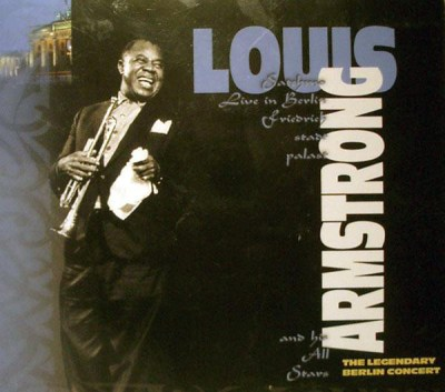 Album découverte: Jazz: 04/11/18: Louis Armstrong And His All Stars.