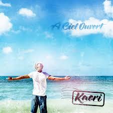 """Album Découverte: KAORI: """" A CIEL OUVERT """" :"""