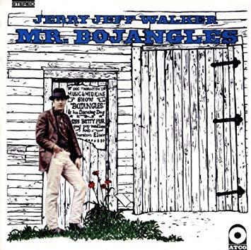 Album Découverte: Country: 06/10/19:  JERRY JEFF WALKER