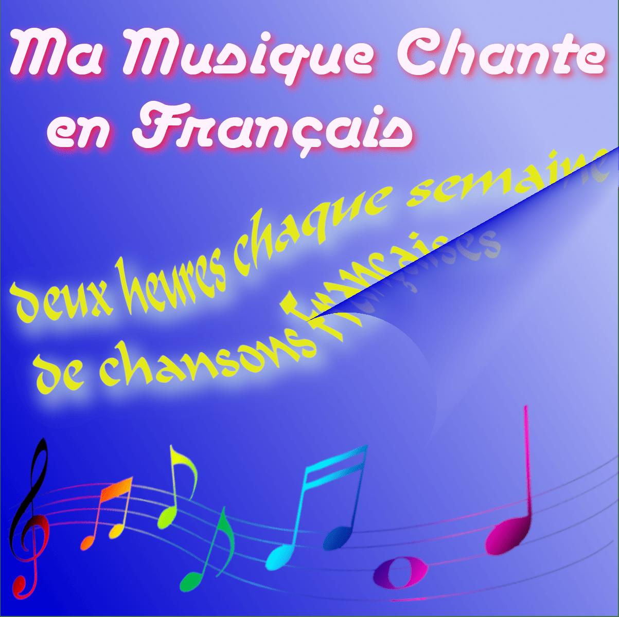 Ma musique chante en Français: Semaine 38 – 2020