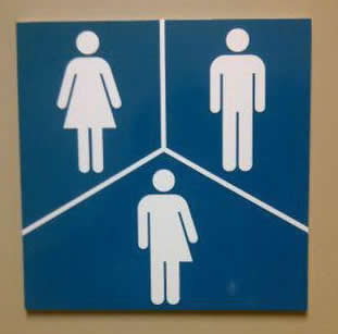 Gender-neutral-bathroom-sign
