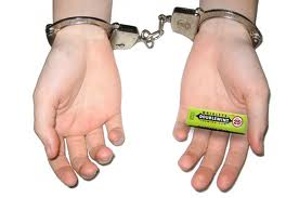 Shoplifting-Gum