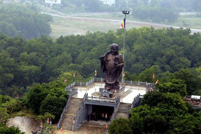 Buda de Bai Dinh, Tam Coc