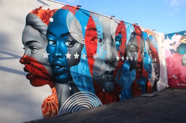 Muros de Wynwood, Miami
