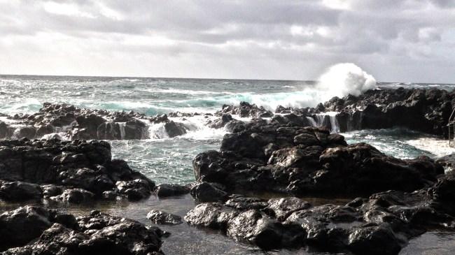 El Golfo. Lanzarote