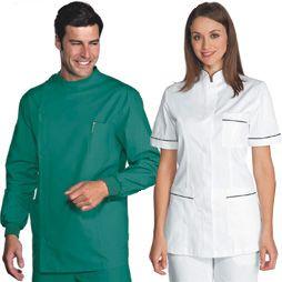 Ropa sanitaria vestuario laboral sanitario uniformes - Uniformes sanitarios modernos ...