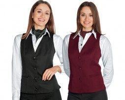 isacco-chaleco-mujer-camarera-recepcionista