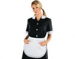 delantal-servicio-corto-bolsillos-mujer-isacco