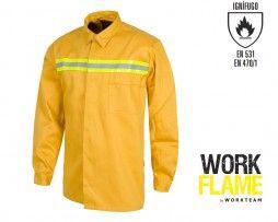 camisas-ignifugas-trabajo-workteam-c8090