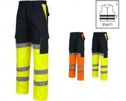 pantalon-alta-visibilidad-workteam-c3214