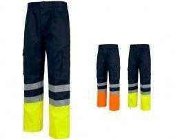 pantalon-alta-visibilidad-workteam-c4014