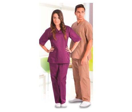 Casaca sanitaria para enfermeros