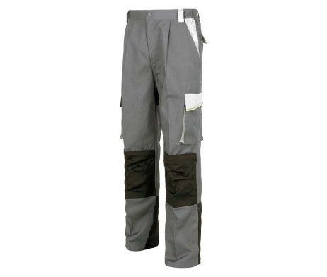 pantalón laboral multibolsillos uniformes