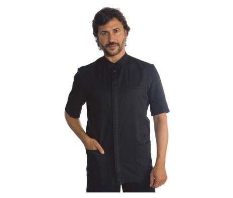 chaqueta caballero manga corta peluquerias, spas y centros de estética