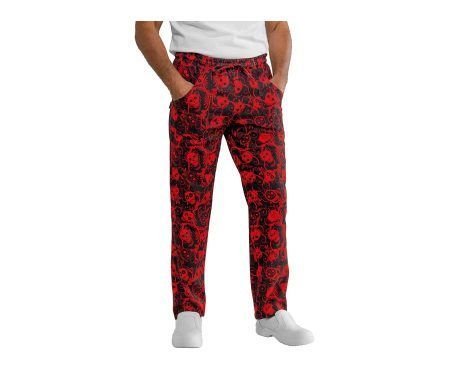 pantalon calaveras moderno y original