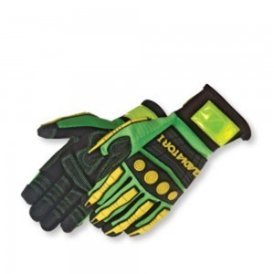 Liberty Gloves 0922 Gladiator I Impact Glove, Pair