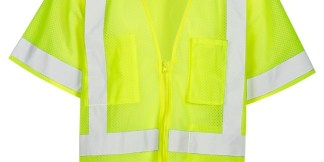 ML Kishigo 1264 All Mesh Lime Vest