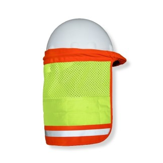 ML Kishigo 1624 Brisk Cooling Hard Hat Sun Shield