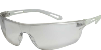 INOX 1705T Boomerang Indoor/Outdoor Lens with Clear Frame