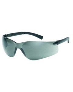 INOX F-II 1715RT/G GRAY LENS WITH BLACK TEMPLE TIPS