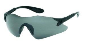 INOX 1738G Dasher Gray Lens Black Frame