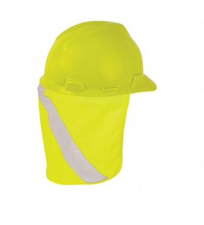 ML Kishigo 2808 Lime Hard Hat Nape Protector