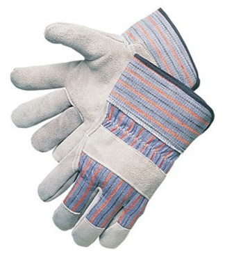 Liberty Gloves 3270SQ Economy Full Leather Palm Gloves, Dozen