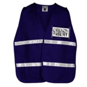 ML Kishigo 3703i Dark Blue Incident Command Vest