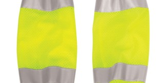 ML Kishigo 3930 Class E Lime Mesh Gaiters