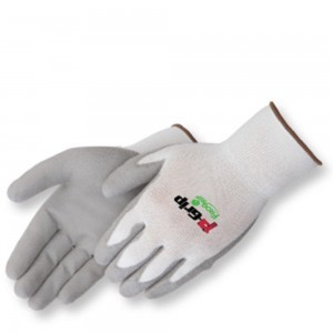 4639 Gray Ultra-Thin Polyurethane Coated Palm Glove, Dozen