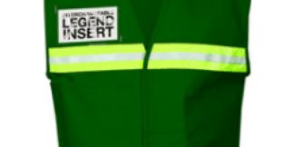 ML Kishigo 4705 Green Incident Command Vest