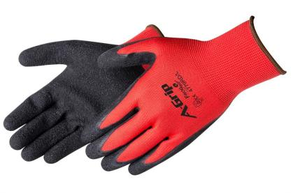 Liberty Gloves 4779RD A-Grip Latex-Coated Gloves, Dozen