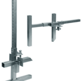 Falltech 6402ADJ Portable Guardrail Clamp Base Edge/Wall