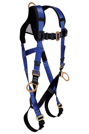FallTech 7017B Contractor  Full Body Harness