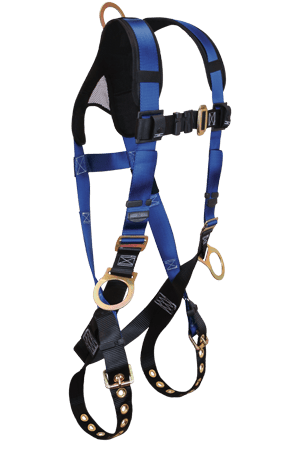 FallTech 7018B Contractor  Full Body Harness