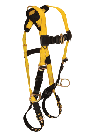 FallTech 7023 Journeyman Flex 3D ring Full Body Harness