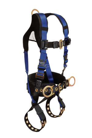 FallTech 7073B Contractor Full Body Harness