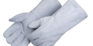 Liberty Gloves 7250 Premium Select Shoulder - Kevlar Sewn Welders Glove, Dozen