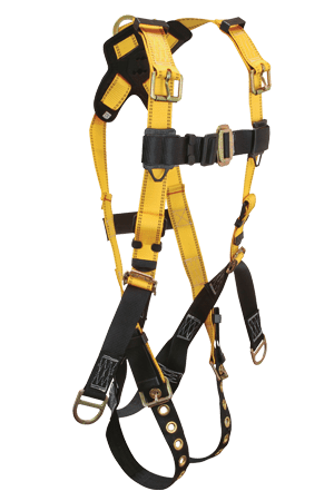 FallTech RoughNeck 8011 7-D Full Body Harness Bosun Derrick