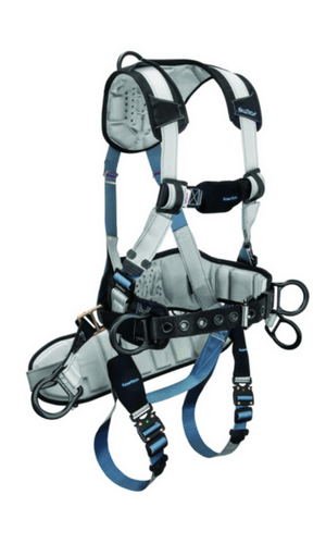 FallTech 8092A FlowTech Tower Climber Full Body Harness