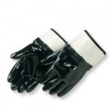 Liberty Gloves 9560 Black Neoprene with Safety Cuff Glove, Dozen