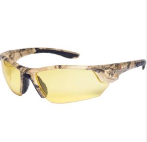 INOX 1718A/AF (anti-fog) Camotek Amber Lens w/ Camo Frame