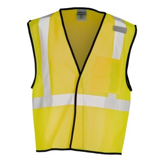 ML Kishigo B125 Enhanced Visibility Yellow Mesh Vest