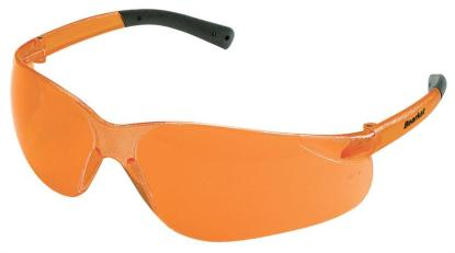 MCR BK116 Bearkat Orange Lens & Frame with Black Temple